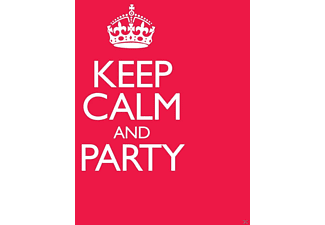 VARIOUS - Keep Calm & Party [CD]