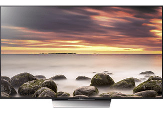 SONY KD-55XD8505 LED TV (Flat, 55 Zoll, UHD 4K, SMART TV, Android TV)