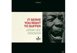 James Lee Hooker - It Serves You Right To Suffer - (Vinyl)