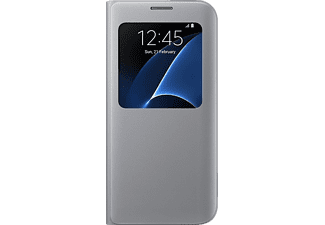 SAMSUNG S-View Cover Galaxy S7 Silver - (EF-CG930PSEGWW)