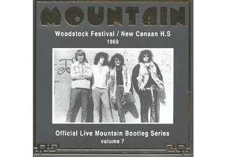 Mountain - Woodstock Festival/New Canaan 1969 - (CD)