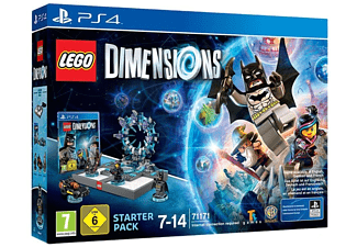 PS4 LEGO Dimensions starterpack