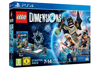 LEGO Dimensions Starter Pack | PlayStation 4