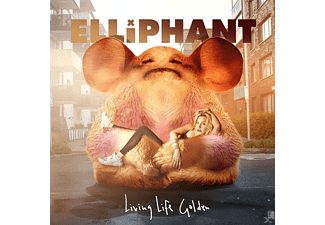 Elliphant - Living Life Golden - (CD)