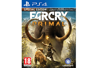 ARAL Far Cry Primal Special Edition PlayStation 4