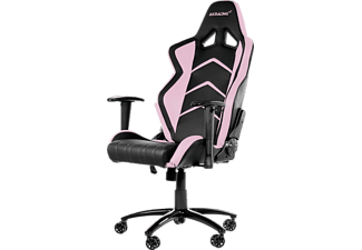 AKRACING Player Gamingstol Svart/Rosa