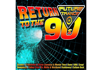 VARIOUS - Future Trance-Return To The 90s [CD]