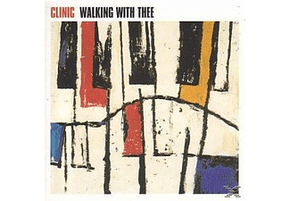 Clinic - Walking With Thee (Lp+Mp3) - (Vinyl)
