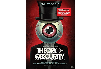 The Residents - Theory Of Obscurity [DVD]