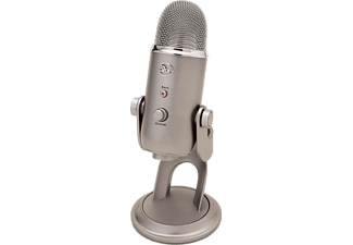 BLUE Yeti USB - Platinum