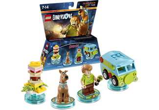 WARNER BROS GAMES. LEGO Dimensions Team Pack: Scooby Doo!