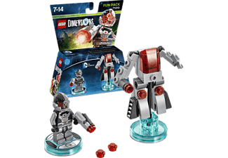 WARNER BROS GAMES. LEGO Dimensions Fun Pack: Cyborg