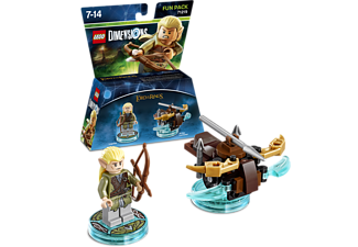 WARNER BROS GAMES. LEGO Dimensions Fun Pack: Legolas