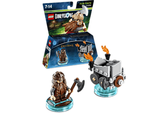 WARNER BROS GAMES. LEGO Dimensions Fun Pack: Gimli