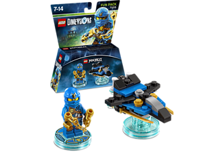 WARNER BROS GAMES. LEGO Dimensions Fun Pack: Jay