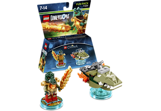 WARNER BROS GAMES. LEGO Dimensions Fun Pack: Cragger
