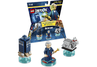 WARNER BROS GAMES. LEGO Dimensions Level Pack: Doctor Who