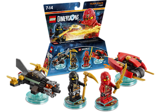 WARNER BROS GAMES. LEGO Dimensions Team Pack: Ninjago