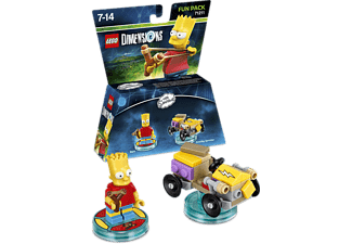 WARNER BROS GAMES. LEGO Dimensions Fun Pack: Bart