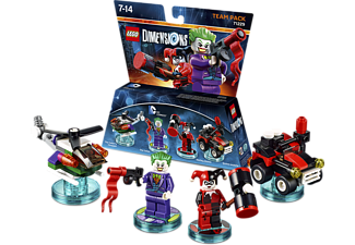 WARNER BROS GAMES. LEGO Dimensions Team Pack: DC Comics