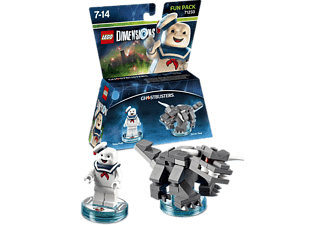 WARNER BROS GAMES. LEGO Dimensions Fun Pack: Stay Puft