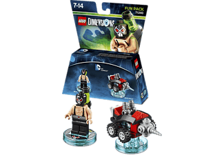 WARNER BROS GAMES. LEGO Dimensions Fun Pack: Bane