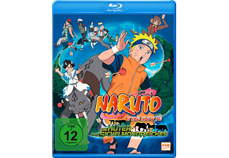 Naruto The Movie 3 - Die Hüter des Sichelmondreiches [Blu-ray]