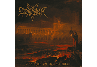 Desaster - The Oath Of An Iron Ritual (Ltd.Orange Vinyl) - (Vinyl)