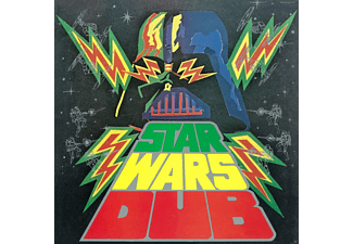 Phill Pratt - Star Wars Dub - (CD)