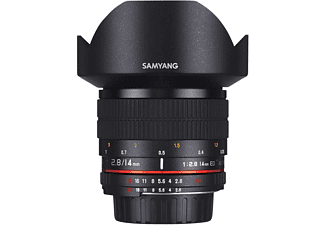 SAMYANG 14mm f/2.8 ED AS IF UMC AE Canon