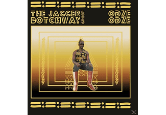 Jagger Botchway Group - Odze Odze [CD]