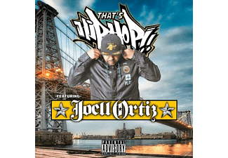 Joell Ortiz - That's Hip Hop [CD]