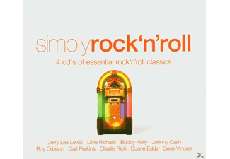 VARIOUS - Simply Rock'n Roll - (CD)