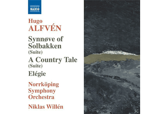 Niklas Willen, Willen/Norrköpping SO - Synnove Of Solbakken/Country Tale - (CD)