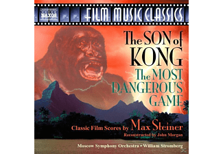 Moscow Symphony Orchestra, William/moskau So Stromberg - Son Of Kong/Most Dangerous Game - (CD)