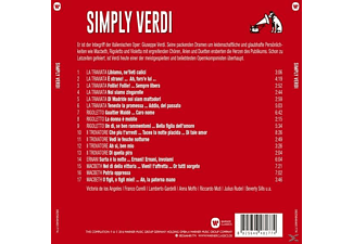 VARIOUS - Simply Verdi - (CD)