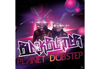 Blackburner - Planet Dubstep - (CD)