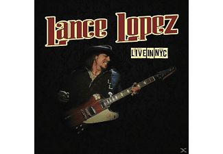 Lance Lopez - Live In Nyc [CD]