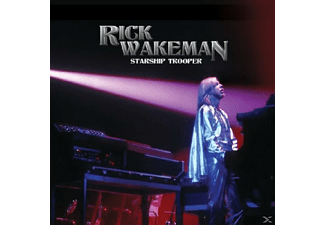 Rick Wakeman - Starship Trooper [CD]