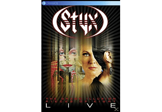 Styx - The Grand Illusion & Pieces Of Eight Live - (DVD)