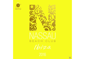 VARIOUS - Nassau Beach Club Ibiza 2016 [CD]