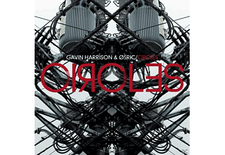 Gavin Harrison, 05ric - Circles [CD]