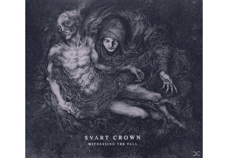 Svart Crown - Witnessing The Fall - (CD)