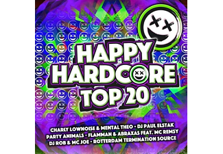 Various - Happy Hardcore Top 20 | CD