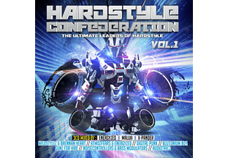 VARIOUS - Hardstyle Vol.1-The Ultimat [CD]