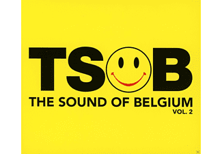 VARIOUS - Tsob/The Sound Of Belgium Vol.2 [CD]