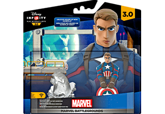 DISNEY Infinity 3.0 Marvel Battlegrounds Play Set