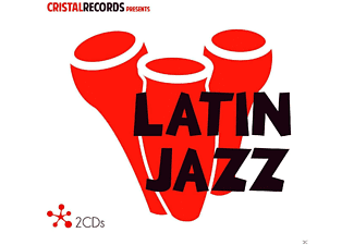 VARIOUS - Cristal Records Presents Latin Jazz [CD]