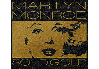 Marilyn Monroe - Solid Gold (CD)