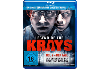 Legend of the Krays - Teil 2: Der Fall - (Blu-ray)